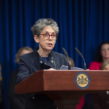 Members of the Women's Health Caucus and other lawmakers called on Republican leaders Wednesday to instead devote their time and energy toward legislation that would positively impact the lives of women and families in Pennsylvania.