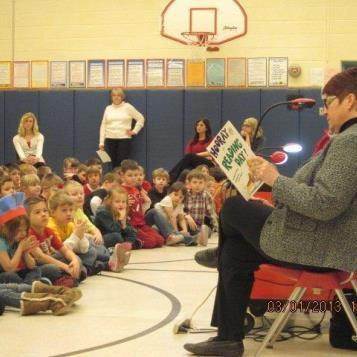I treasure my visit to Graysville Elementary School immensely, and the books garnered the rapt attention of everyone.